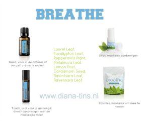 breathe bij verkoudheid