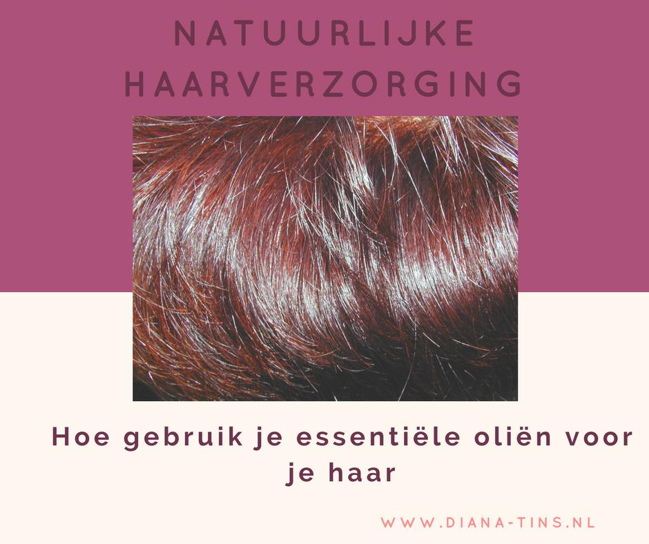Hoe gebruik je essentiële oliën voor je haar?