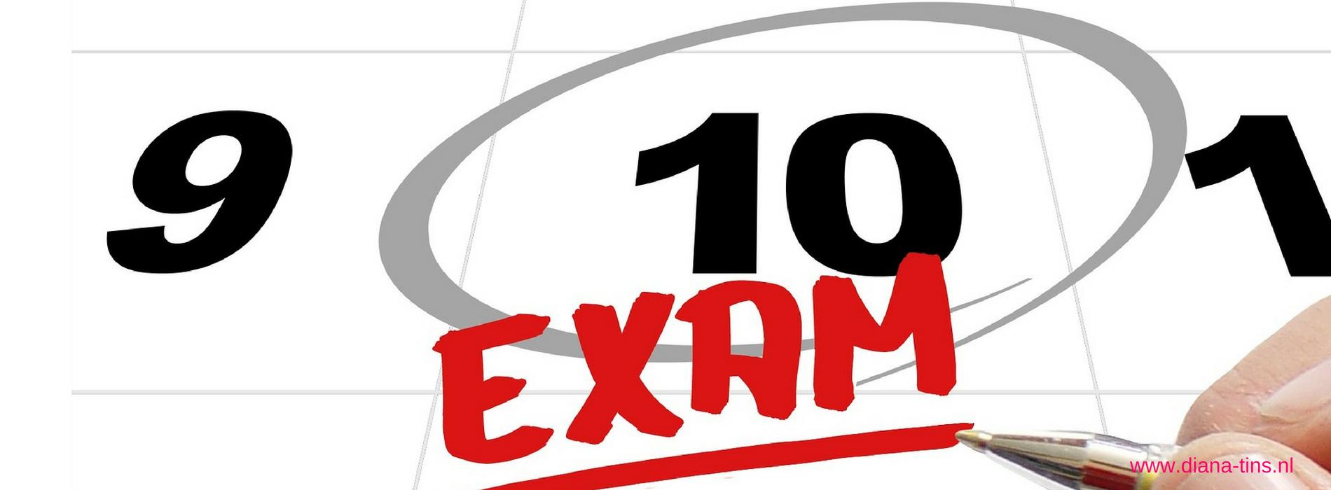 7 essentiële oliën voor de examen periode