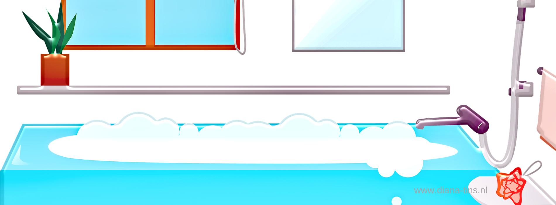 Badschuim maken met essentiële oliën