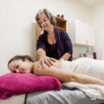 Ontspannende massage Almere